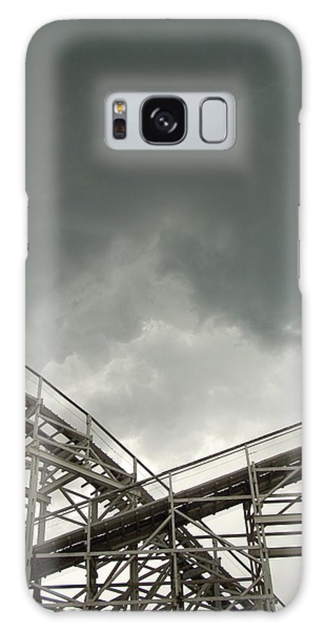 Amusement Galaxy S8 Case featuring the photograph Roller Coaster 3 by Sara Stevenson