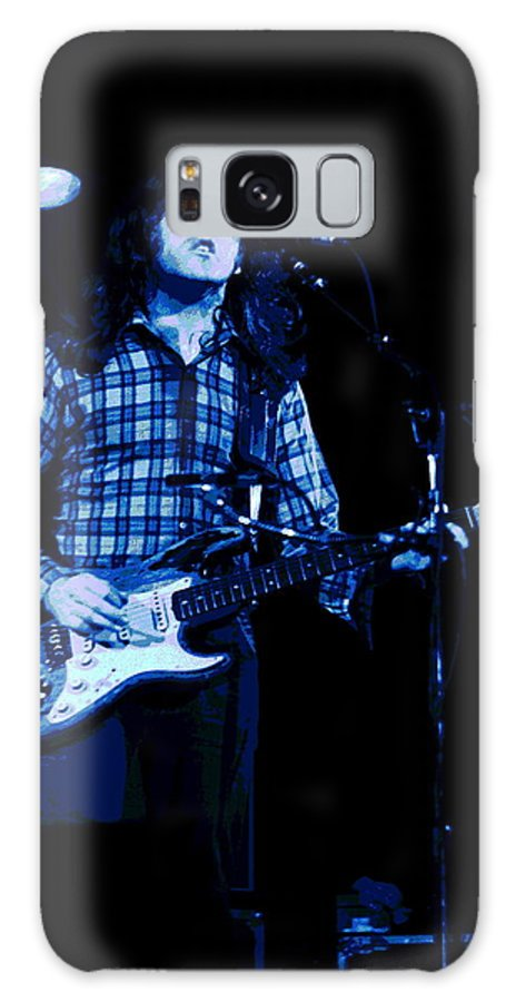 Rock Musicians Galaxy S8 Case featuring the photograph A Million Miles Away by Ben Upham