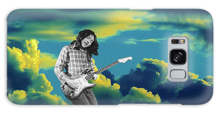 Rock Musicians Galaxy S8 Case featuring the photograph Million Miles Away by Ben Upham