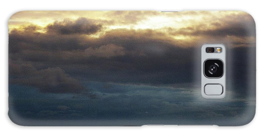 Seascape Galaxy S8 Case featuring the photograph Rosses Point Co Sligo Ireland by Louise Macarthur Art and Photography