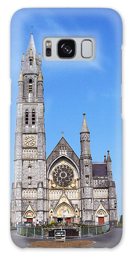 Ireland Galaxy S8 Case featuring the photograph Sacred Heart Church Roscommon Ireland by Teresa Mucha
