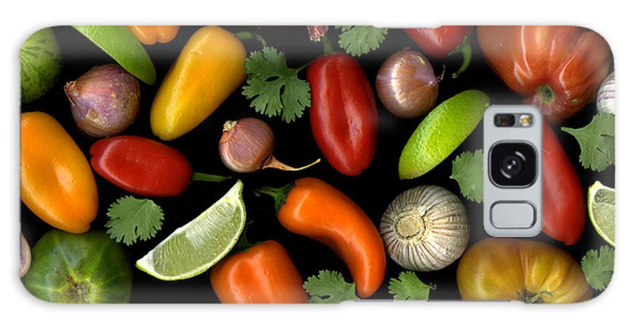 Culinary Galaxy Case featuring the photograph Salsa by Christian Slanec