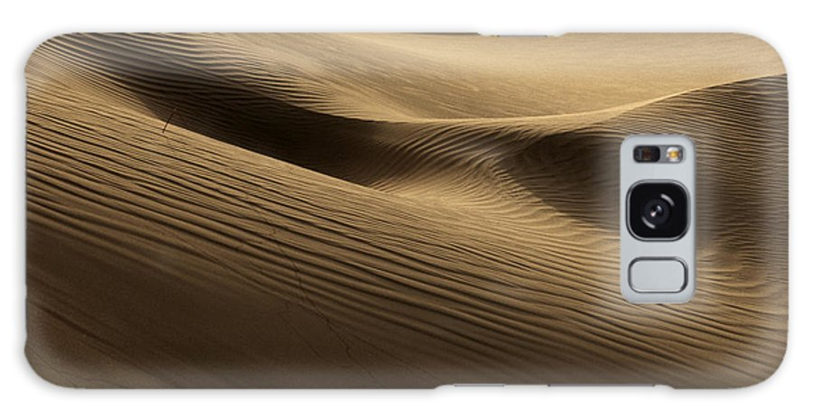 Dunes Galaxy S8 Case featuring the photograph Sand Dune by Phil Crean