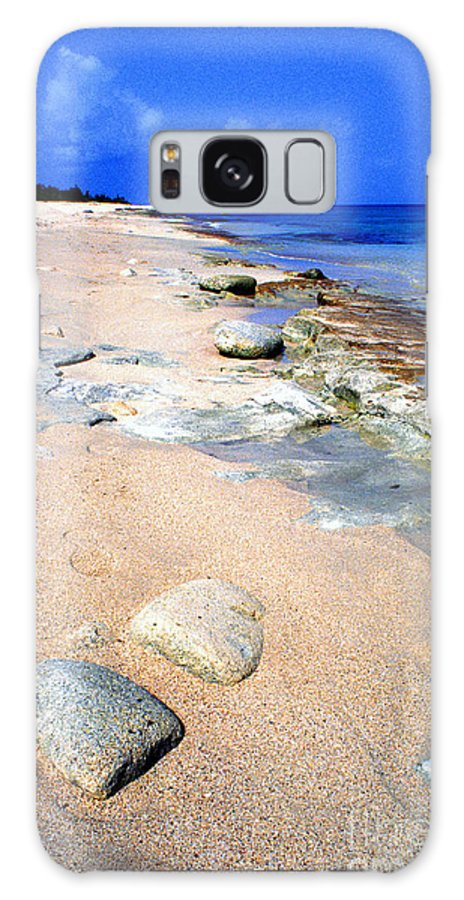 Sandy Point National Wildlife Refuge Galaxy S8 Case featuring the photograph Sandy Point National Wildlife Refuge by Thomas R Fletcher