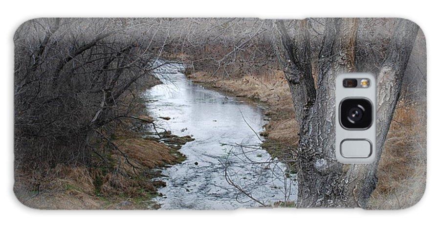 Santa Fe Galaxy Case featuring the photograph Santa Fe River by Rob Hans
