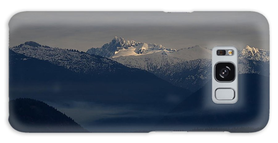 Landscapes Galaxy S8 Case featuring the photograph Saturday March 26 2016 by Darrell MacIver