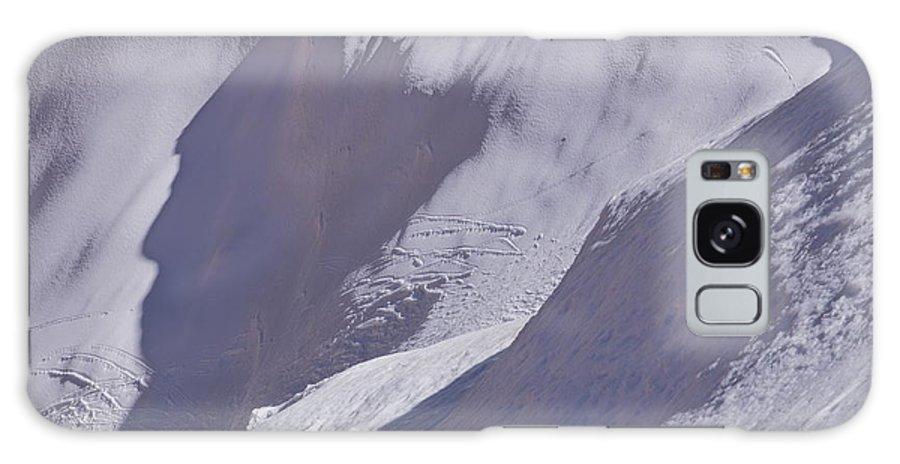 Snow Galaxy S8 Case featuring the photograph Scarf by Viktor Savchenko