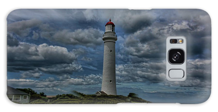 Lighthouse Galaxy S8 Case featuring the photograph See The Light by Douglas Barnard