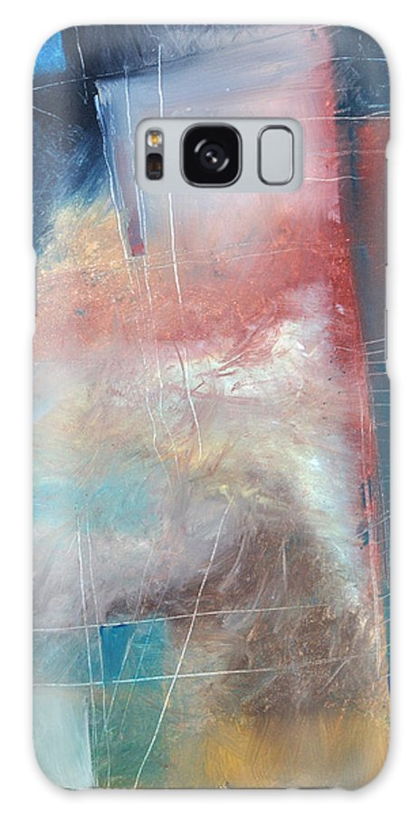 Brown Galaxy S8 Case featuring the painting See What Brown Can Do For You by Tim Nyberg