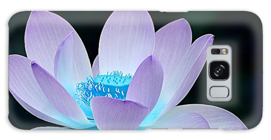 Flower Galaxy Case featuring the photograph Serene by Jacky Gerritsen