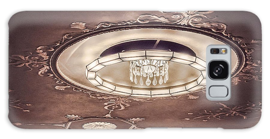 Reinberger Chamber Hall Galaxy S8 Case featuring the photograph Severance Hall Ceiling Detail  by Kathleen Nelson