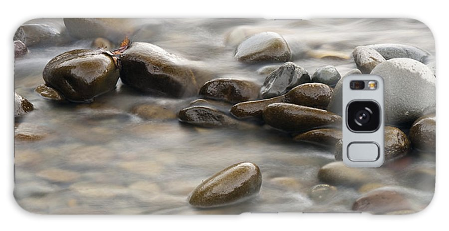 River Galaxy Case featuring the photograph Silk River by Chad Davis