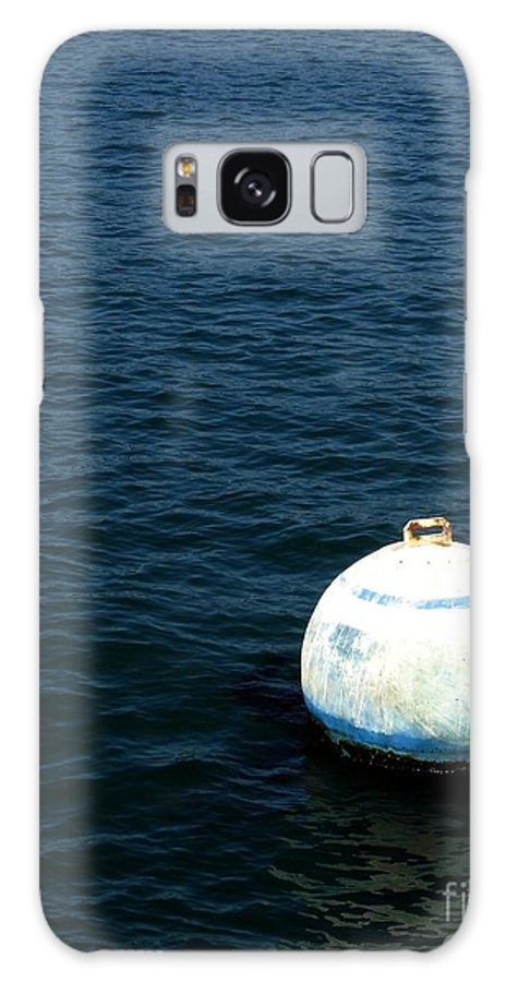 Seascape Galaxy Case featuring the photograph Sit And Bounce by Shelley Jones