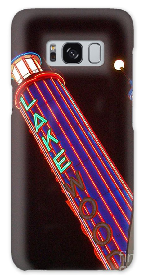 Neon Galaxy Case featuring the photograph Sky Lights by Debbi Granruth
