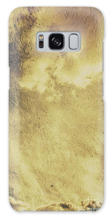 Clouds Galaxy Case featuring the photograph Sky Texture Background by Jorgo Photography - Wall Art Gallery