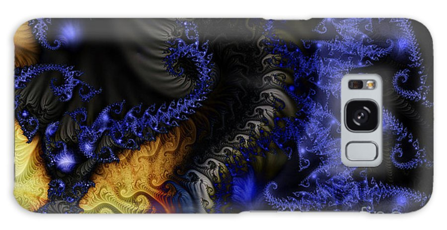 Clay Galaxy Case featuring the digital art Social Classes by Clayton Bruster