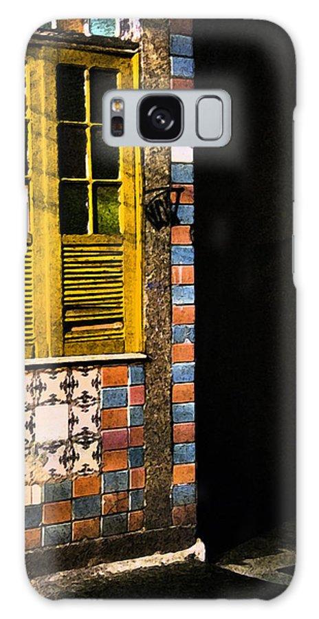 Fresco Galaxy S8 Case featuring the photograph somewhere in Rio 2 by Sergio Bondioni