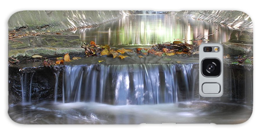 Water Galaxy Case featuring the photograph Soothing Waters by Amy Fose