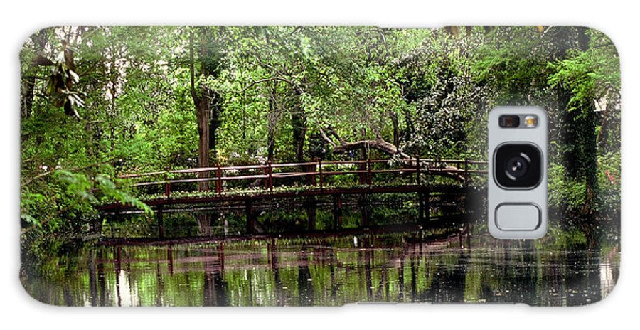 Bridge Galaxy S8 Case featuring the photograph Plantation Living by Gary Wonning