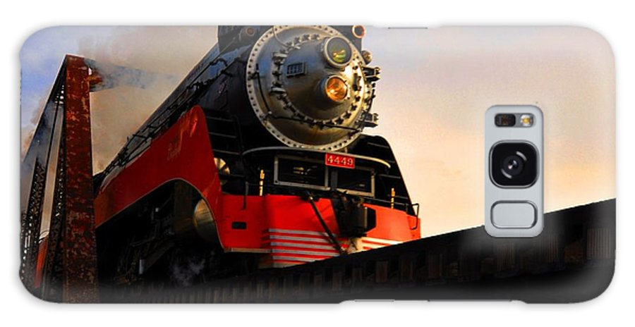 Sp 4449 Galaxy S8 Case featuring the photograph Sp 4449 - 2 by Noah Cole