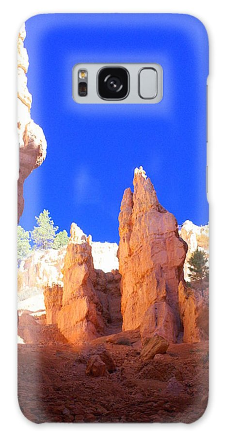 Bryce Canyon National Park Galaxy S8 Case featuring the photograph Spires by Marty Koch