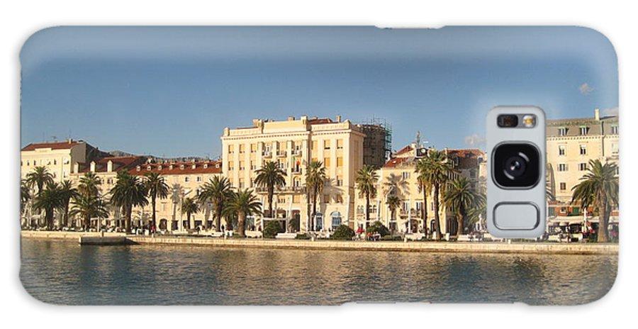 Landscape Galaxy S8 Case featuring the photograph Split- Croatia by Mirjana Gotovac