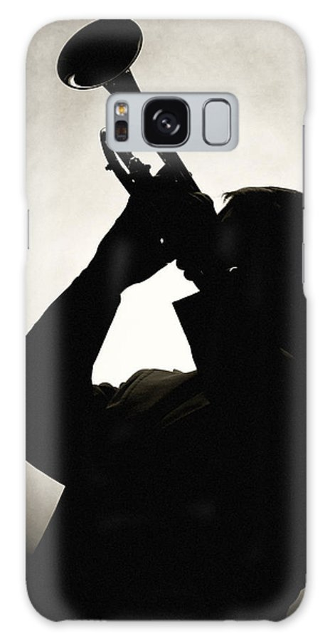Fine Art Galaxy S8 Case featuring the photograph Spotlight Performer by M K Miller