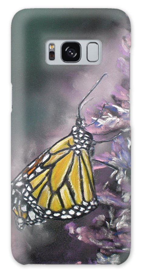 Spring Galaxy S8 Case featuring the painting Spring by Cathy Weaver