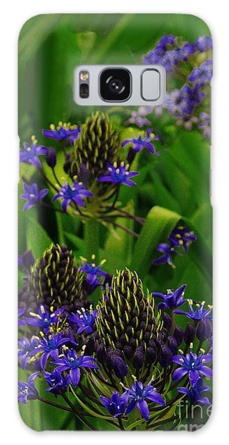 Early Galaxy S8 Case featuring the photograph Spring Flowers by Viktor Savchenko