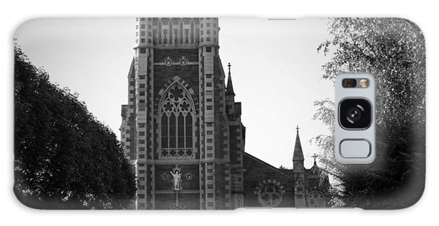 Irish Galaxy S8 Case featuring the photograph St. John's Church Tralee Ireland by Teresa Mucha