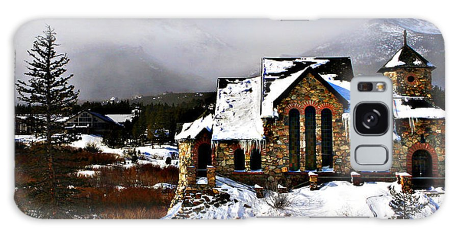 Church Galaxy S8 Case featuring the photograph St. Malo Chapel by Marilyn Hunt