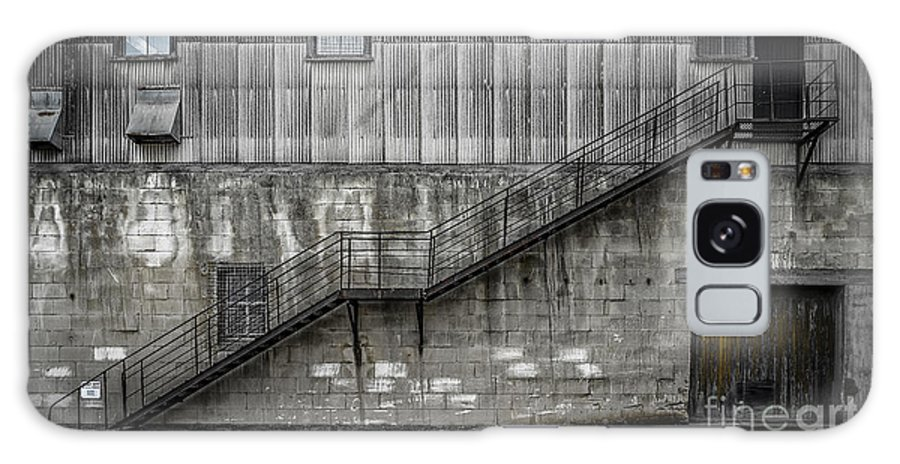 New Zealand Galaxy S8 Case featuring the photograph Stairs by Paul Woodford