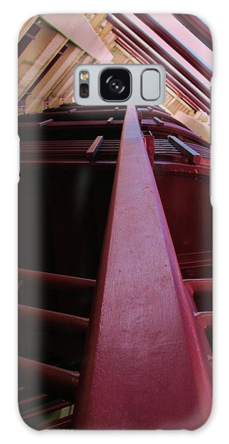 Landscapes Galaxy S8 Case featuring the photograph Stairway To Infinity by Russell Barton