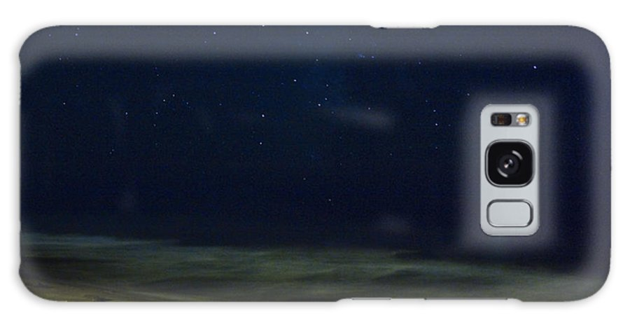 Nature Galaxy S8 Case featuring the photograph Starry Night by John K Sampson