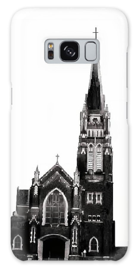 Church Galaxy S8 Case featuring the photograph Steeple Chase 1 by Sadie Reneau