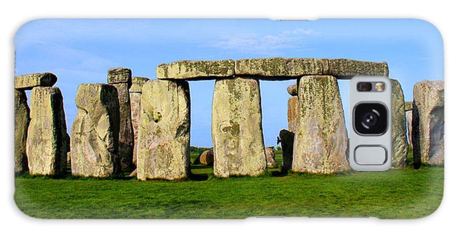 Stonehenge No 2 Galaxy S8 Case featuring the photograph Stonehenge No 2 by Kamil Swiatek