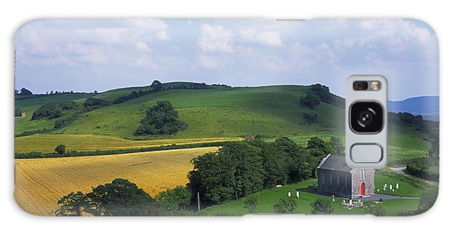 Church Galaxy S8 Case featuring the photograph Stradbally, Co Laois, Ireland Church by The Irish Image Collection