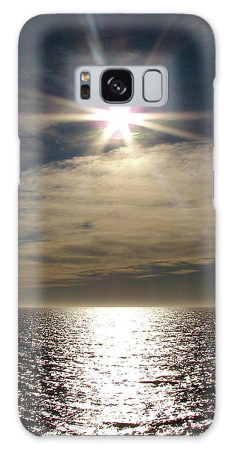 Straits Of Magellan Galaxy S8 Case featuring the photograph straits of magellan II by Brett Winn