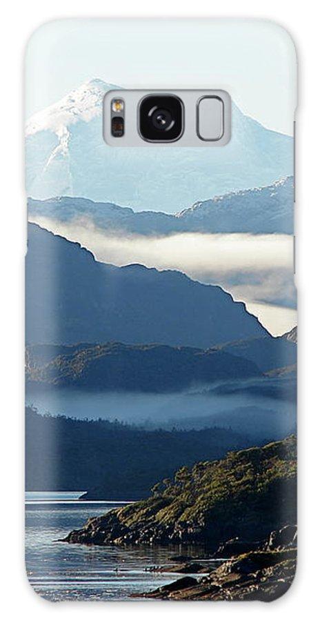 Straits Of Magellan Galaxy S8 Case featuring the photograph Straits Of Magellan Vii by Brett Winn