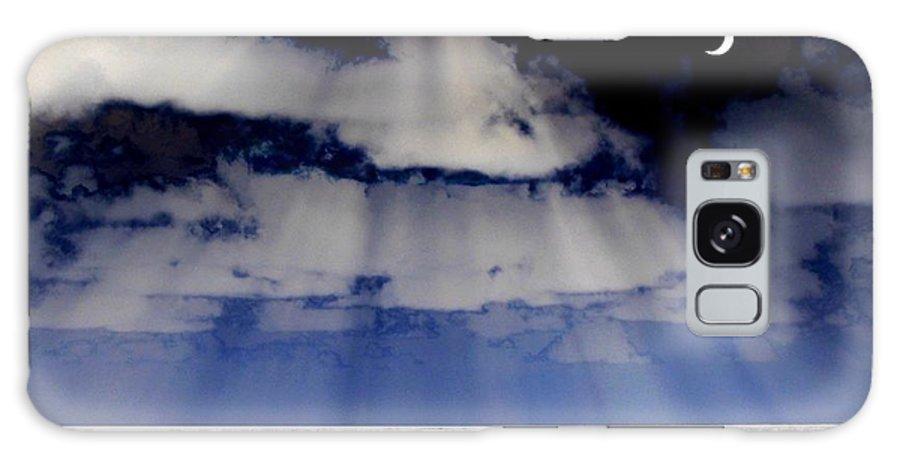 Surreal Galaxy S8 Case featuring the digital art Sub Zero by Will Borden