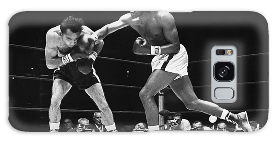1957 Galaxy S8 Case featuring the photograph Sugar Ray Robinson by Granger