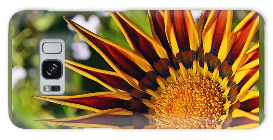 Summer Galaxy S8 Case featuring the photograph Summer Garden by Shanna Hyatt