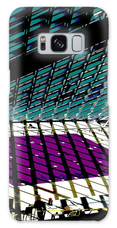 Seattle Galaxy S8 Case featuring the photograph Sunbeaming by Tim Allen