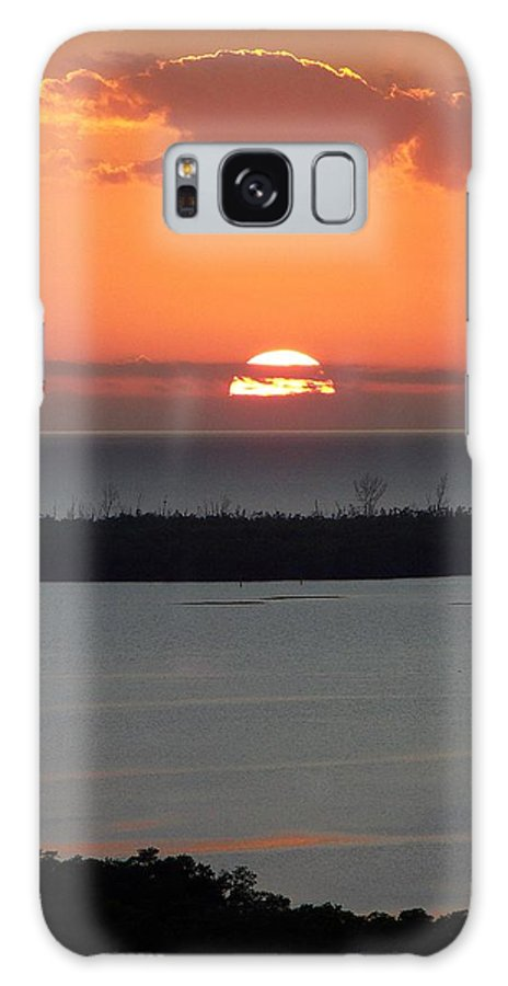 Sunset Galaxy S8 Case featuring the photograph Sunset 0015 by Laurie Paci