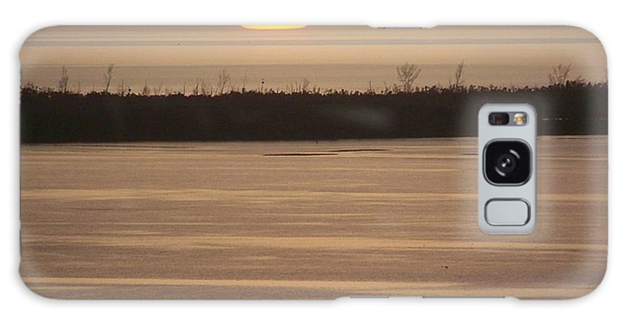 Sunset Galaxy S8 Case featuring the photograph Sunset 0022 by Laurie Paci