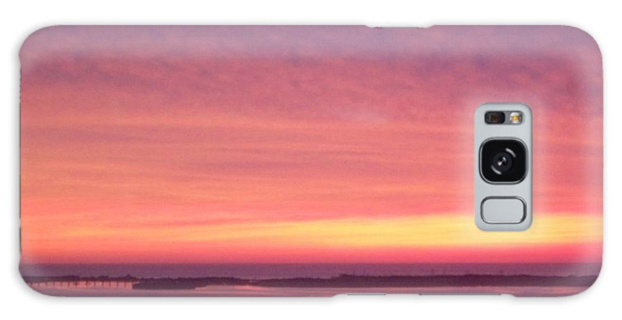 Sunset Galaxy S8 Case featuring the photograph Sunset 0029 by Laurie Paci