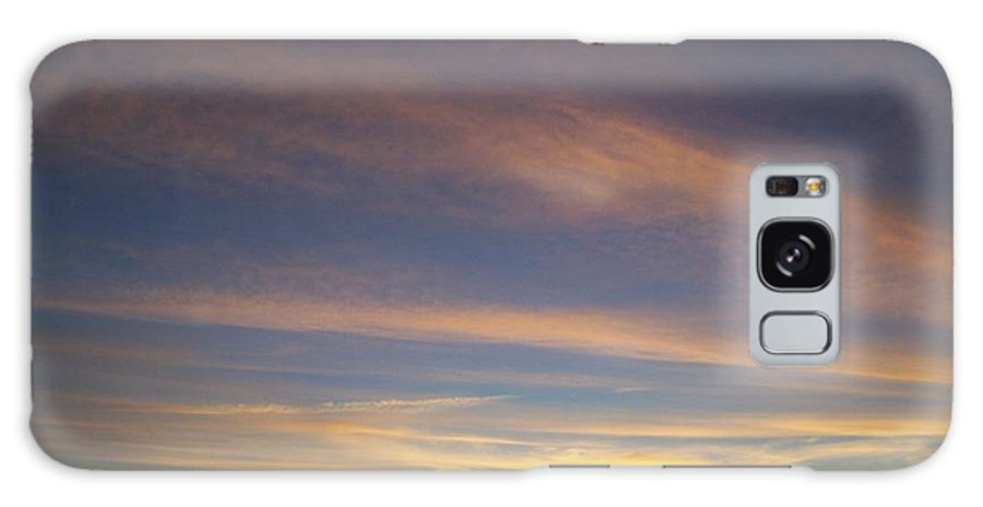 Sunset Galaxy S8 Case featuring the photograph Sunset 0039 by Laurie Paci