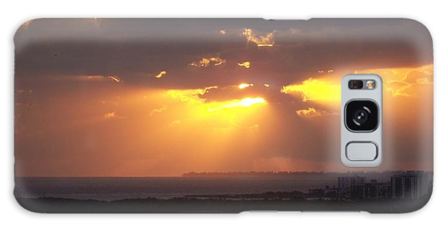 Sunset Galaxy S8 Case featuring the photograph Sunset 0047 by Laurie Paci
