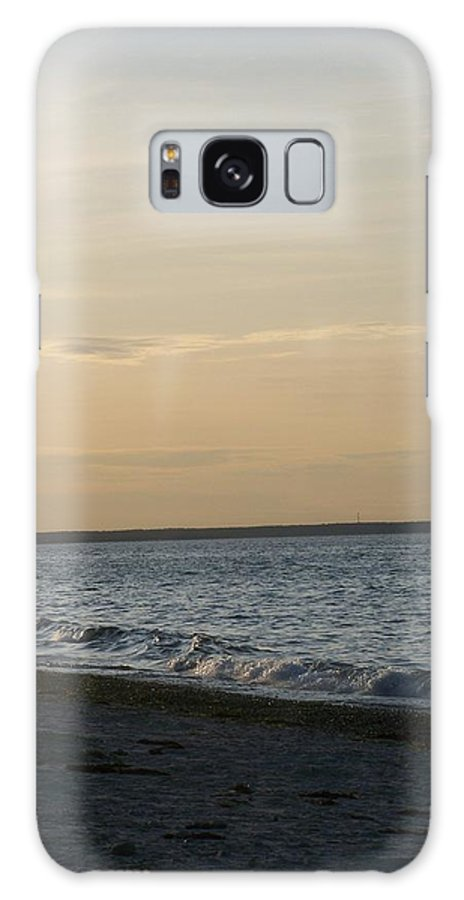 Sunset Galaxy S8 Case featuring the photograph Sunset Over Gulf Of Mexico 1 by Erin Rosenblum