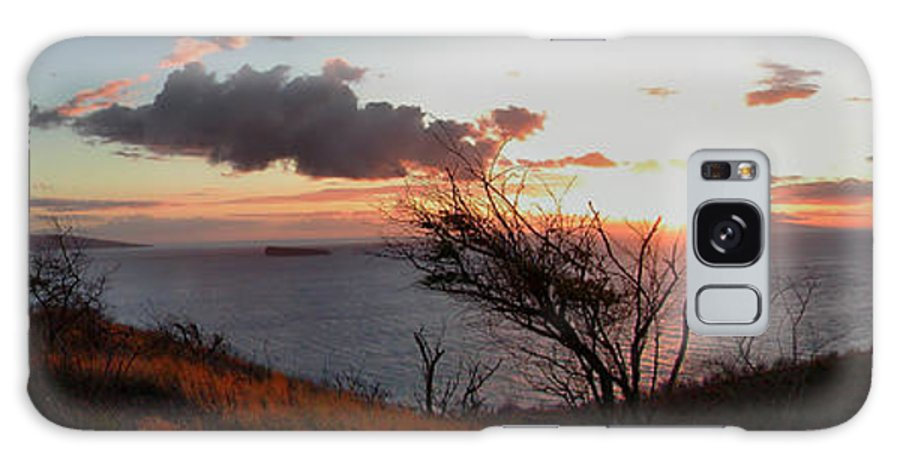 Sunset Galaxy S8 Case featuring the photograph Sunset Over Lanai 2 by Dustin K Ryan